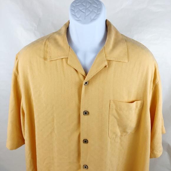 Tommy Bahama Other - Tommy Bahama Silk Short Sleeve Shirt